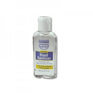 Water-Jel Hand Sanitizer zselé 60ml